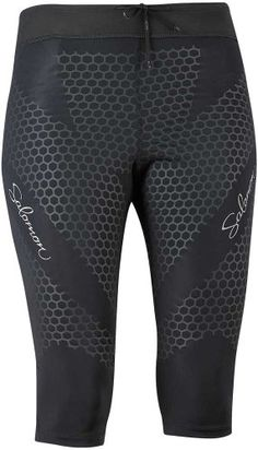 Salomon Womens EXO IV 34 Tight Black XSmall >>> Check out this great product.(This is an Amazon affiliate link and I receive a commission for the sales)