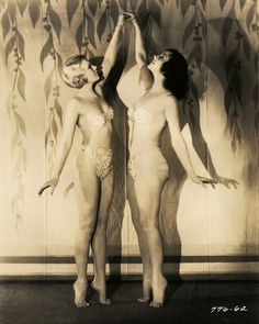Joy Lynn and Diana Dare - 1929