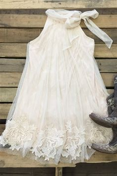 Can't Help Falling in Love Dress - Cream (RUNS BIG) $49.99! #southernfriedchics #dresses #pretty