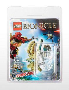 LEGO BIONICLE New York Comic Con 2014 Exclusive Tahu Mask