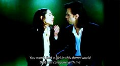 You won't find a girl in this damn world, that will compare with me (Nick Cave and the Bad Seeds feat. PJ Harvey) Henry Lee