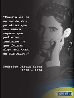 """""""La poesía no necesita adeptos, sino amantes ."""""""