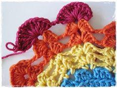 Crochet. Tech. Needs translation