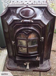 Smith Amp Wellstood Antique Esse Cast Iron Wood Burner