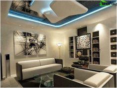Tavan tasarımı - Foto 150 tavan dekorasyon fikirleri