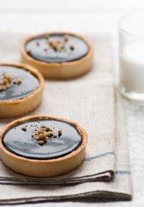 77af0f2613ac53dc77203eb91f3b6d17 208x300 Chocolate peanut butter tartlets   Best Vegan Cakes  raw cakes