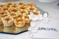 Tortinha em Formato de Flor ~ PANELATERAPIA - Blog de Culinária, Gastronomia e Receitas