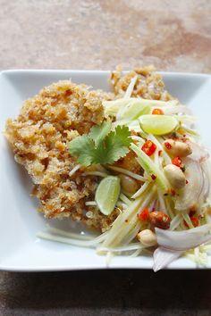 Thai-Style Omelets (Khai Jiao, Khai Jeow, Khai Jiaw ...