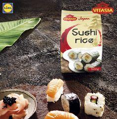 Ryż do sushi #lidl #ryz #sushi #vitasia