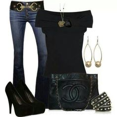 This is an absolute favorite to go out in!!!!:-)