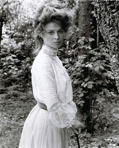 "Julie Christie as Marian, Lady Trimingham, in ""The Go-Between"" (1970). One of the most beautiful women ever born!"