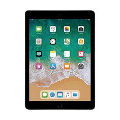 aa120e25a01f38 Apple - iPad Pro (Latest Model) with Wi-Fi - - Space Gray - Front Zoom
