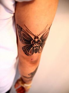 Butterfly Tattoo Designs For Men: