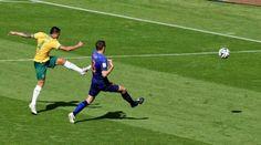 Blog Esportivo do Suiço: Em jogo eletrizante, Holanda derrota a Austrália no sufoco
