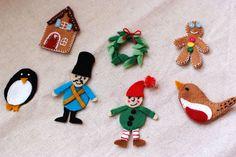 ornaments for advent calendar