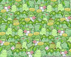 Grass Pokemon Wallpaper by ~PeterPan-Syndrome on deviantART