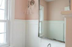 Pink Powder Bathroom