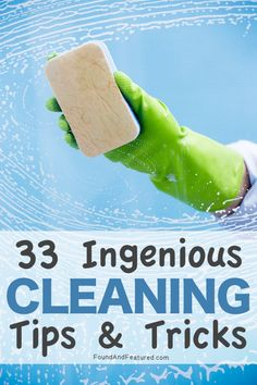 14 Clever Deep Cleaning Tips & Tricks Every Clean Freak Needs To Know Household Cleaning Tips, Deep Cleaning Tips, Cleaning Recipes, House Cleaning Tips, Natural Cleaning Products, Cleaning Solutions, Spring Cleaning, Cleaning Hacks, Cleaning Supplies
