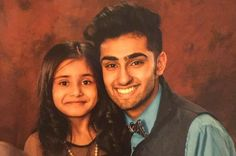This Teen Took His Little Sister To A Father-Daughter Dance Since Their Dad Isn't In Their Lives