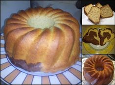 Marble Cake, Diet Recipes, Muffin, Bread, Breakfast, Healthy, Sweet, Food, Pastries