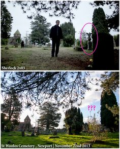 So we visited Sherlock's grave and noticed something missing. We made our exits in an unblinking fashion. <-- Moffat, I am not interested in your Weeping Angels popping up everywhere, thank you.<<<dang it Moffat Mrs Hudson, Fandom Crossover, Fandoms, Don't Blink, Tumblr, Johnlock, Sherlock Holmes, Sherlock Cast, Sherlock Fandom