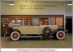 1932 Packard Twin Six phaeton | Flickr - Photo Sharing!