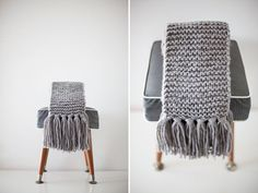 Would love a nice thick, wide scarf like this