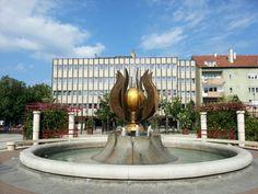 Dísz Tér itt: Zalaegerszeg, Zala megye Homeland, Budapest, Four Square, Europe, Places, Lugares