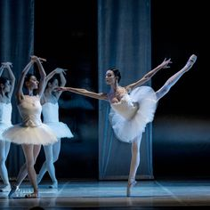 Swan Lake - Balletto di Milano Lisa Bottet