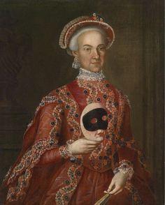Bildergebnis für mask 18th century