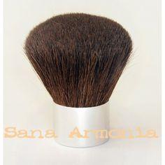 Pennello Kabuki by Sanarmonia  http://www.sanarmonia.it/linea-viso/makeup-naturale-lepo/pennello-kabuki-/400/