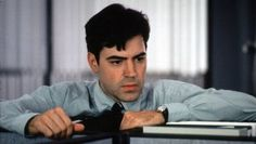 "Ron Livingston Stars As A Computer Programmer Who Cannot Endure Another Day Of The Mind-Numbing, Soul Sucking Petty Annoyances That Assault Him Day After Day At Work, In A Twentieth Century Fox New Release ""Office Space"".  (Photo By Getty Images)"