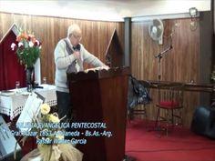 Los falsos profetas, trastornan el camino de Dios. Pastor Walter Garcia. 22-09-2013