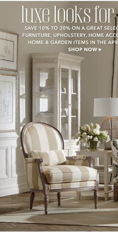Ethan Allen - Luxe Looks For Less!