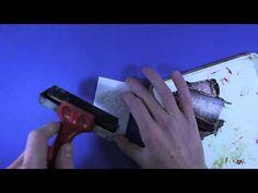 Polyboard Printing - YouTube