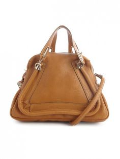 Chloe Paraty Bag in Camel