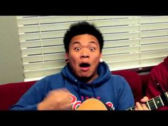 A cover of Taylor Swift's 'Trouble'. I dare you to watch this and not laugh.