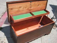 Lane Cedar chest ~ Hope Chest. I have 2, my mom's and my grandmother's