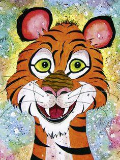 Siegfried2838: Tiger Tony