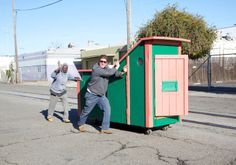Gregory Kloehn is one artist out to do good. He's using his talents to create change and founded Homeless Homes Project, an initiative that provides habitable shelters for people living on the streets. Kloehn 'combs through heaps of illegally dumped trash, commercial waste and excess household items piled in alleyways and discarded throughout the city, […]