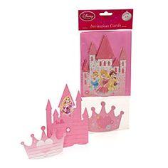 Disney Princess Party Invitations - Disney Store.co.uk