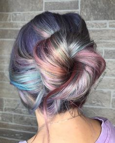 Hair Colour – My hair and beauty Neon Hair, Pastel Hair, Color Fantasia, Opal Hair, Bright Hair, Coloured Hair, Mermaid Hair, Dream Hair, Rainbow Hair