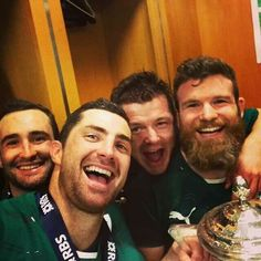 15 march the day we won the six nations ! Ireland Rugby, Irish Rugby, Six Nations, Little Bit, Oh My Love, Rugby Players, Champion, Celebrities, Boys