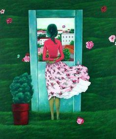 Herkesin penceresi tıpkı kalbi gibidir.Kiminin ki öfke,kavga,kin,nefret.Kiminin ki dört mevsim bahar.Aşk,sevgi,şefkat ,merhamet...Arzu Eşbah