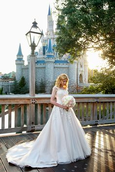 With a little magic, Disney's Fairy Tale Weddings & Honeymoons is ready to make your wedding dreams come true