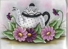 Ideas Painting Fabric Art For 2019 One Stroke Painting, Tole Painting, Fabric Painting, Painting & Drawing, Fabric Art, Pinterest Pinturas, Parchment Craft, Decoupage Paper, Quilling