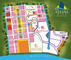 Manila Gawker: Key to the City: How Ayala just found a way to piece together Pagcor's Entertainment City...