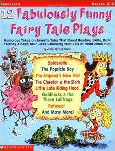 100 free scripts based on childrens books plays are a fun way to 12 fabulously funny fairy tale plays humorous takes on favorite tales that boost reading skills fandeluxe Image collections