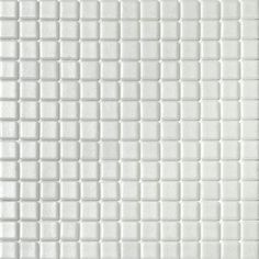 Mineral Tiles - Recycled Glass Mosaic Tile Metallic White, $8.95 (http://www.mineraltiles.com/recycled-glass-mosaic-tile-metallic-white/)