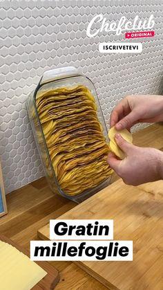 Fun Baking Recipes, Cooking Recipes, Potato Casserole, Diy Food, Food Hacks, Food Dishes, Beef Recipes, Food To Make, Yummy Food